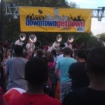 downtown getdown